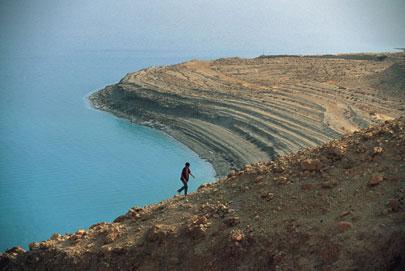 ים המלח: מתחת לפני הים