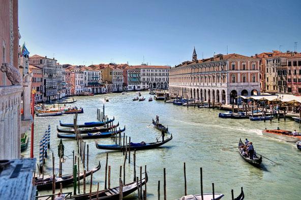ונציה – אתרים מומלצים