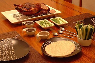 המטבח הסיני – גלגולו של ברווז