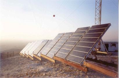 אנרגיה חלופית: לעולם בעקבות השמש
