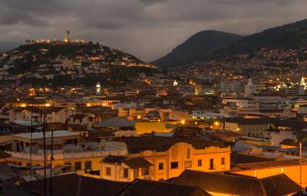אוצר הזהב האבוד באקוודור
