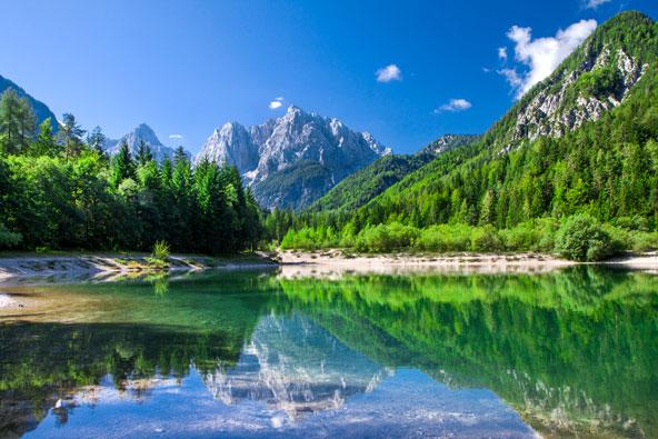 שמורות טבע בקרואטיה וסלובניה