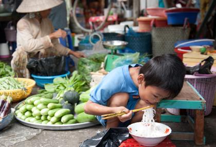 וייטנאם – חגיגת האוכל הגדולה
