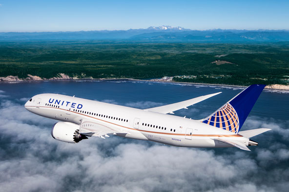 יונייטד משיקה טיסות ישירות לסן פרנסיסקו