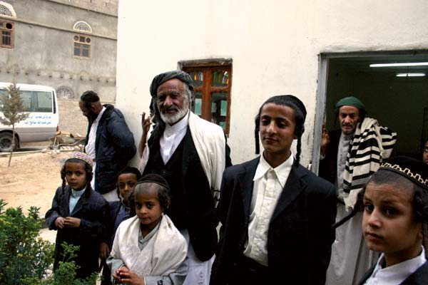 תימן – יהודי צנעא