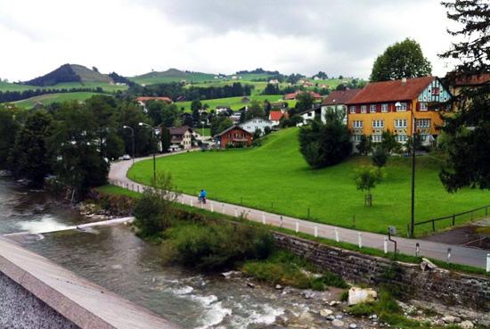 אפנצל – טיול כוכב במזרח שווייץ