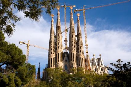 ברצלונה דרך המודרניזם