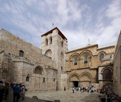 כנסיית הקבר – המפתח הקדוש