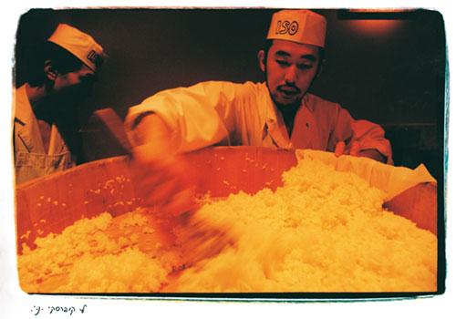 תרבות האוכל בניו יורק: סיר ההיתוך