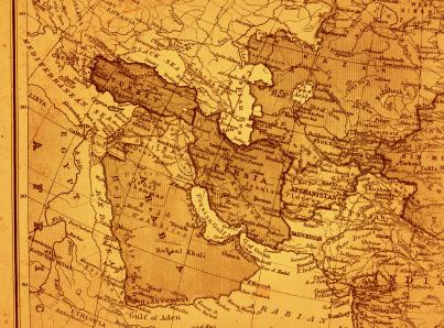 מפות עתיקות: במעגל הארצות
