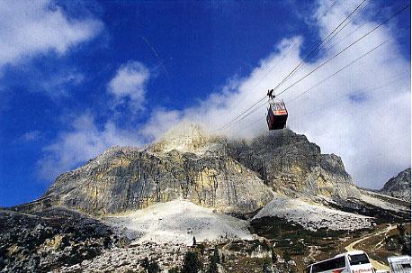 סקי בצפון איטליה