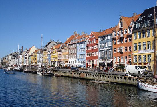 קופנהגן – ארמונות, תעלות ובתולת ים