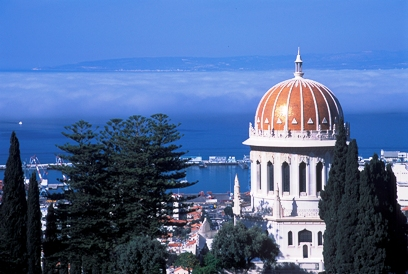 הסתיים שיפוץ המקדש הבהאי בחיפה