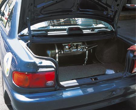מכוניות גז: יותר נקי, יותר זול, יותר בטוח