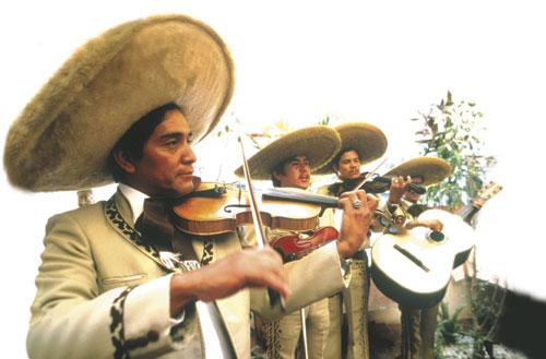 המוזיקה של מקסיקו: יצרים, הומור, נשמה