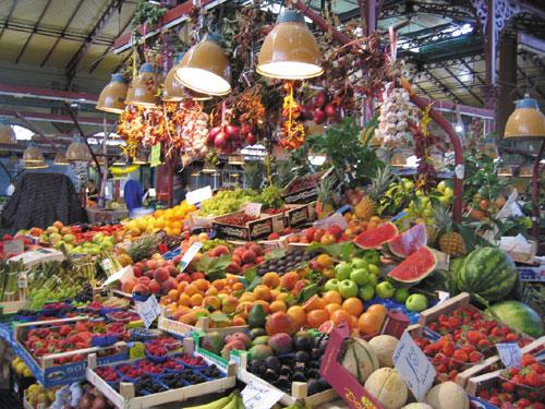 פירנצה עושה יום שוק
