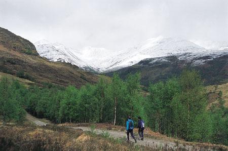 סקוטלנד – מולדת הולכי הרגל