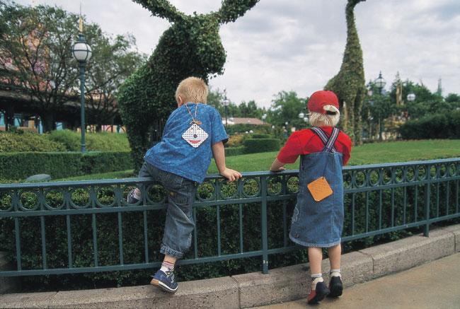 צרפת – פארקים לילדים