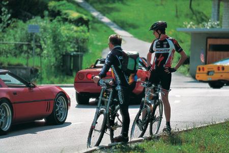 סלובניה על אופניים