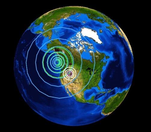 רעידת אדמה בקנדה, בניו יורק נערכים לסערה
