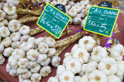 שווקים בדרום צרפת