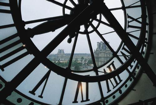 מתי התחילו למדוד את הזמן