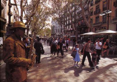 בילויים בברצלונה – יציאה חסרת נשימה