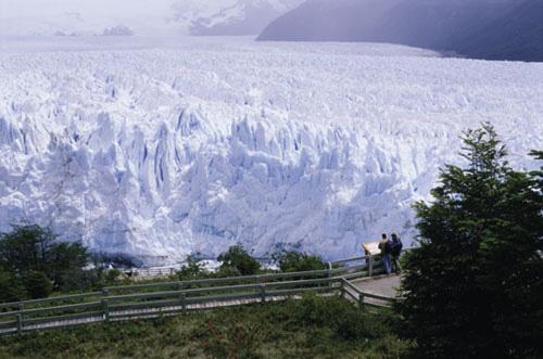 ארגנטינה – קרחונים בדרום