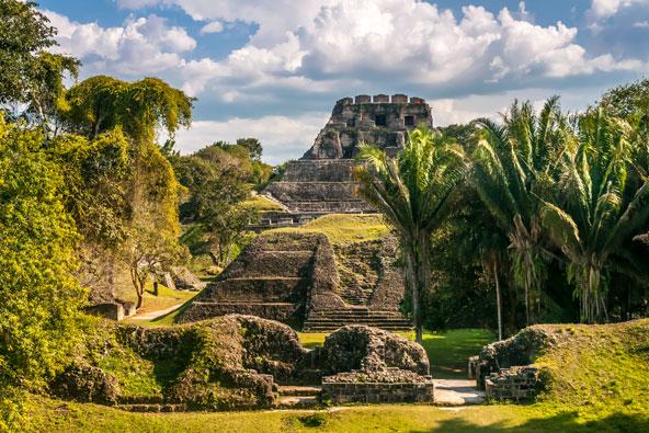 מרכז אמריקה מחוץ למסלול המוכר