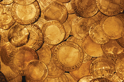 אוצר זהב אדיר שנמצא בלב ים יוחזר לספרד