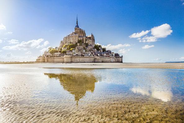 מון סן מישל – המקום היפה בצרפת