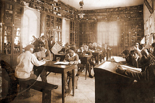 בחזרה לעבר – עיתון האור 1913
