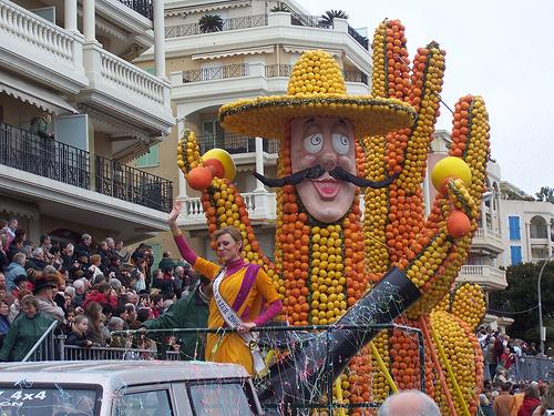 חמוץ מתוק – פסטיבל הלימון בדרום צרפת