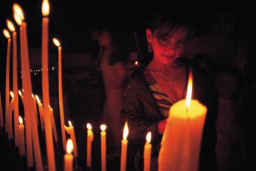 לתרגם פחדים לטקסים