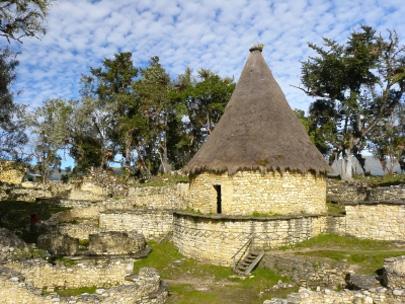 פרו: קואלפ, המצודה הנעלמה
