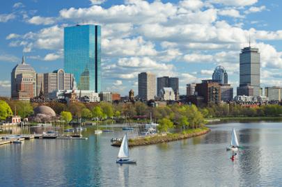 בוסטון: טיול בין העבר לעתיד