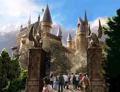 הקסם נמשך: סיור באולפנים של סרטי הארי פוטר