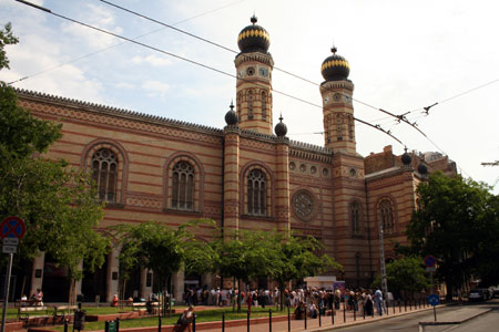 בודפשט – הרובע היהודי