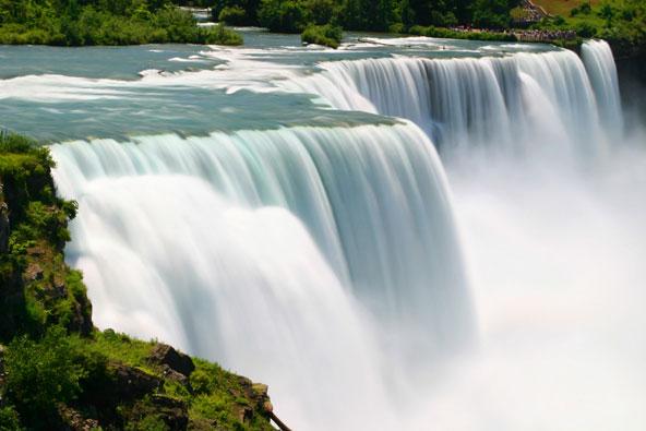מפלי הניאגרה – המפלים המפורסמים בעולם