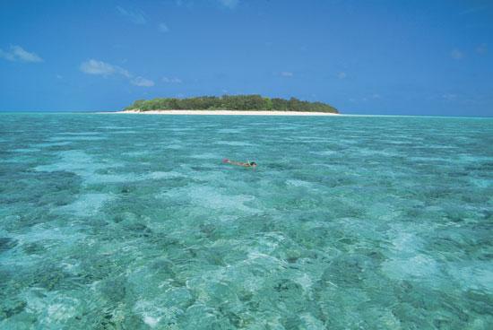 גן עדן עלי אדמות: חמישה איים קסומים