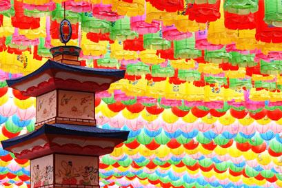מסע עומק לקוריאה לפסטיבלי האביב ויום ההולדת של בודהה