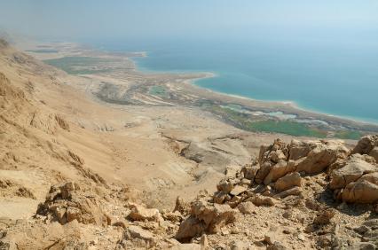 ישראל בין הים למדבר