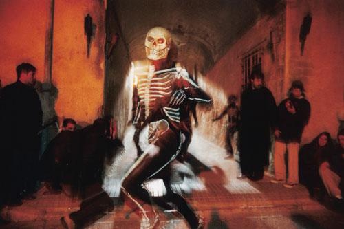 ורג'ס, קטלוניה – ריקוד המוות