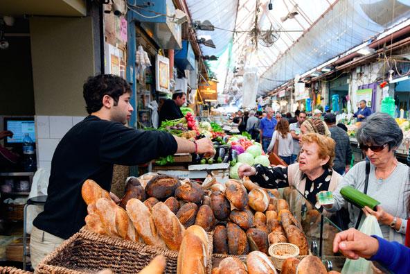 סיור בירושלים בעקבות יוסי בנאי