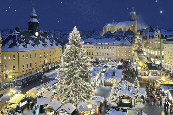 שוקי חג המולד הטובים בגרמניה