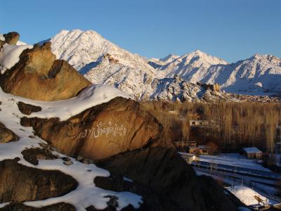 הודו – מסע לעמק נוברה