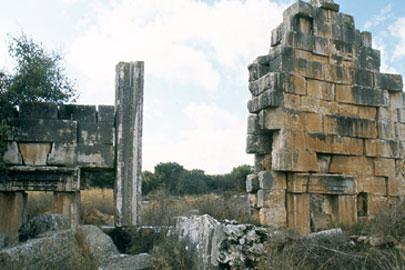 עתיקות קדש בגליל