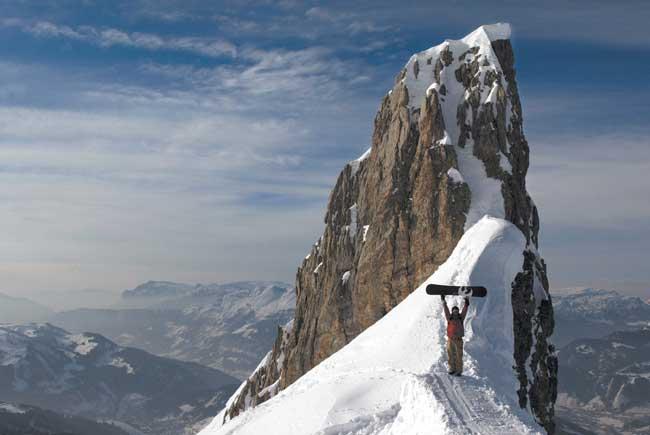 סקי: אירופה הקלאסית