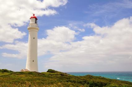 אוסטרליה: הרומנטיקה של המגדלור