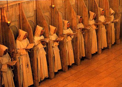 מנזר אחיות ציון בעין כרם: שקט במסדר